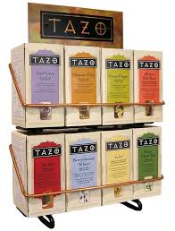 Tea Bag Display Stand Starbucks Managing A Brand's Expansion Part 100 Teas Starbucks 73