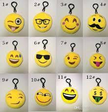 toys new 55 style emoji toys for kids emoji keychains mixed keyrings bag pendant 5 5 2 5cm emoji toys kids emoji bag pendant with