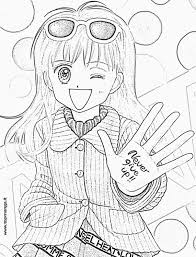 Disegni Manga Facili Da Copiare Magnifico Incantevole Disegni Da