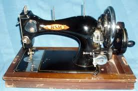 British Made Sewing Machines