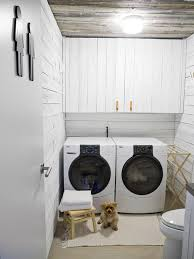 Small Laundry Machine Alluring Laundry Room Decor With Under Washing Machine And