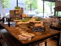 Country Furniture Vancouver showcases Edible Garden author Andrea