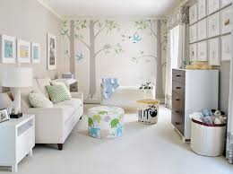 Nursery furniture ideas Room Furniture Collect This Idea Wall Mural Freshomecom Baby Nursery Ideas That Designconscious Adults Will Love