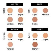 Glo Minerals Colour Chart Glominerals Gloloose Base Natural Dark