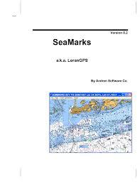 Oziexplorer Marine Charts Mobile Crossing Waypoint Map Loader Operator S Manual