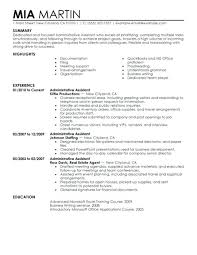 Executive Assistant Resume Objective Resume Objectives Administrative Assistant Resume Objective 54