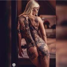 We love Tattoos - Hot or Not?? Model: Jill Hardener Photo: Maik Wöll  PhotoArt   Facebook