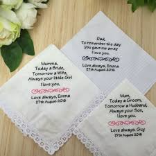 82 best bridal bling hankies images on pinterest handkerchiefs Wedding Gifts For Bride And Groom Australia father of bride wedding handkerchief; mother of bride handkerchief; mother of the groom gift personalised wedding gifts for bride and groom australia