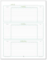 Class Planner Online Free College Planner Template Class Schedule Online Excel Weekly