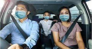 Masker kesehatan dan keselamatan kerja kedokteran, masker, logo, kedokteran gigi png. Cara Pakai Masker Yang Benar Saat Naik Mobil Auto2000