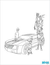 Transformers Colouring Pages Free Premium Templates Rescue Bots