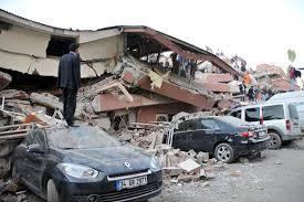 「2011年 - トルコ東部地震:」の画像検索結果