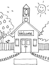 Coloring Pages Of A House Tree House Coloring Sheets Tree House
