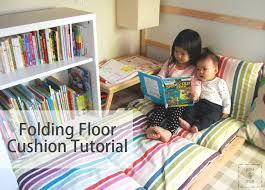 floor pillows diy. FloorCushionTutorial Floor Pillows Diy