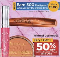 rimmel coupon 710c