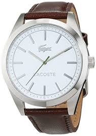 lacoste mens watch 2010893 amazon co uk watches lacoste mens watch 2010893