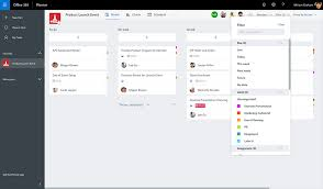 Microsoft Weekly Planner Adorable Conquer Time With New Features In Microsoft Planner Microsoft 48 Blog