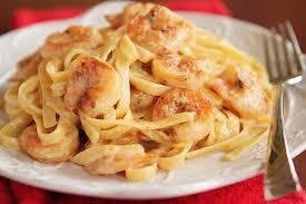 crispy shrimp pasta 00