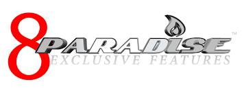 8 paradise excluve features