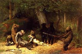 william holbrook beard making game of the hunter
