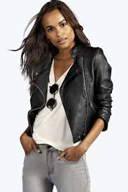 women s faux leather jackets for spring