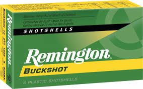 Buckshot Chart Buckshot Remington
