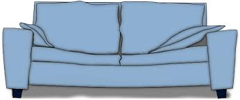 sofa clipart. free couch clipart, 1 page of public domain clip art sofa clipart
