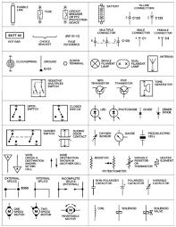 German Electrical Symbols Chart German Wiring Diagrams Wiring Schematic Diagram 61