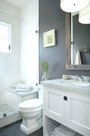 simple bathroom designs grey.  Bathroom Pinterest Small Bathroom Decor Ideas Fascinating  Grey Paint White Bathrooms  To Simple Bathroom Designs Grey E