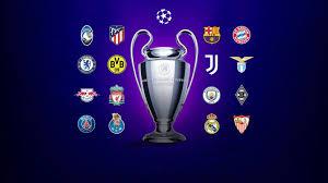 6 équipementiers se partagent les 16 équipes qualifiées pour les 1/8e de  finale de l'UEFA Champions League 2021 - SportBuzzBusiness.fr