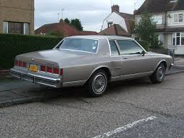 1981- 1985 GM Chevrolet Caprice Classic Landau Coupé | Flickr
