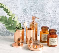 Copper Bathroom Accessories Sets Home Design Trends For 2017 Whats In And Whats Out Tim Lewis