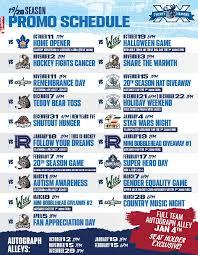 Manitoba Moose Seating Chart Promotional Games Manitoba Moose
