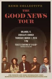 flyers orlando rend collective the good news tour north america part 2 orlando