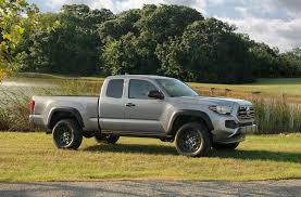 Toyota Tacoma Grabs Best-Ever November Sales (Midsize Truck Sales ...