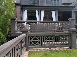 creative deck rail design ideas
