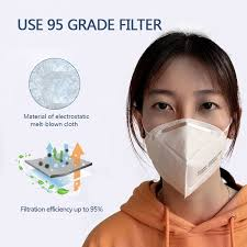 China Sales <b>Free Shipping</b> Face Mask Earloop Ffp2 <b>Kn95 N95</b> Face ...