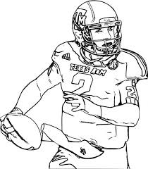 Coloring Pages Of Odell Beckham Jr To Print Fun For Kids