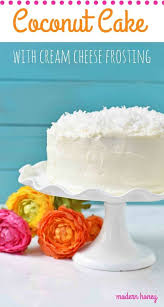 The Best Coconut Cake Recipe Moist Coconut Cake With Sweet Cream