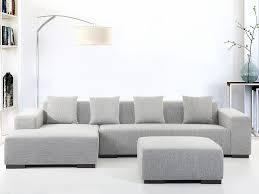 Modern Furniture Adelaide Mesmerizing Sofa Szara Sofa Narożna R Tapicerowana LUNGO Meble