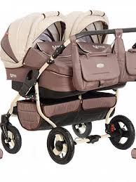 Купить детские <b>коляски для двойни</b> в Барнауле