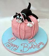 50 Best Cat Birthday Cakes Ideas And Designs 2019 Birthday
