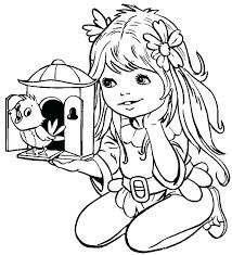 Bff Coloring Pages Cute Coloring Pages Best Friend Printable To