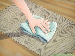image titled clean wool rugs step 4