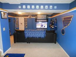 ultimate basement man cave. In Order To Forge His Ultimate Man Cave, He Has Get Creative Both Basement Cave
