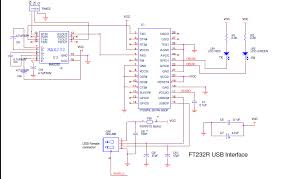 new f232 is usb powered but circuit 8052 com rs232 chip max232 to the board by ftdi guys ftdi has got circuit gerbers in their site i did not use their gerbers got a layout made by