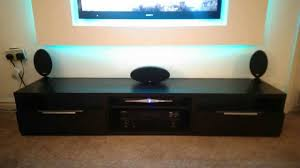 Lighted Entertainment Center Decorating Floating Unit Led Strip Lighted Wall Units