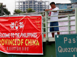 Welcome To The Philippines Province Of China Banners Have Hit