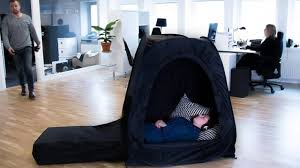 office sleeping pod. PAUSE POD One-Person Privacy Tent For Office - WEIRD NEW INVENTIONS 2017 | What\u0027s Trending Now! Sleeping Pod