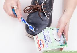 image titled remove dark scuffs from shoes step 4